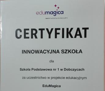 Spektakl edukacyjny w ramach Projektu EduMagika