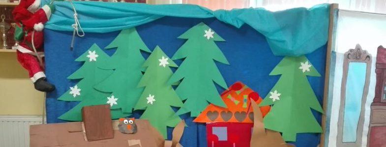 Życzenia świąteczne od klasy 6a