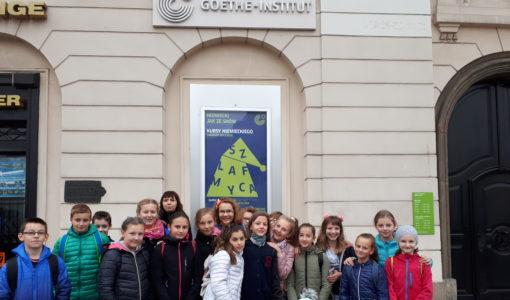 Warsztaty w Goethe- Instytucie w Krakowie