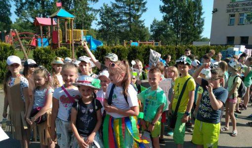 Obchody Dnia Dziecka w naszej szkole