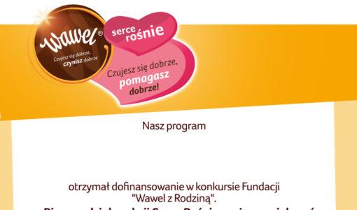 """Fundacja ,, Wawel z Rodziną"""""""