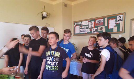Warsztaty z języka niemieckiego w klasie 8a