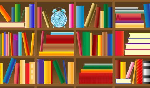 Biblioteka szkolna-godziny otwarcia