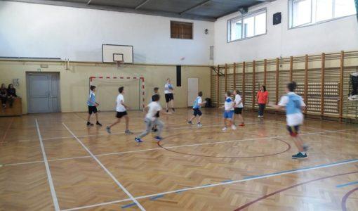 VIII Szkolna Liga Piłki Ręcznej