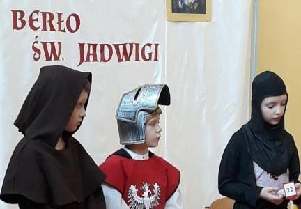 Nasza reprezentacja w XV Gminnym Turnieju Średniowiecznym o berło św. Jadwigi
