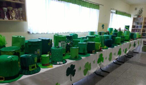 Dzień Irlandzki w SP nr 1