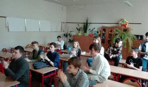 Podium dla matematyków z SP 1 w Dobczycach!