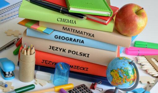 Wykaz podręczników na rok szkolny 2019/20