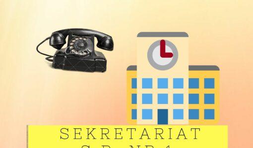 Godziny pracy sekretariatu
