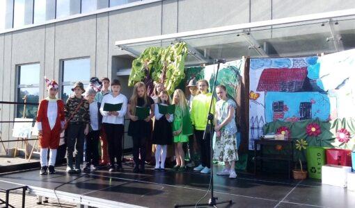 Udział naszych uczniów w Gminnym Pikniku Ekologicznym