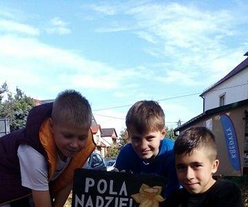 """,,Pola Nadziei"""" w Dobczycach"""