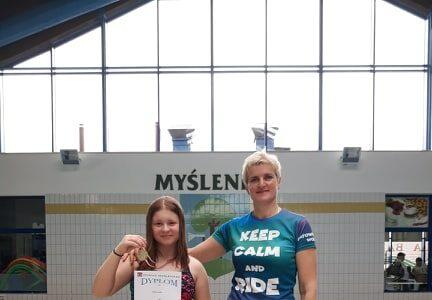 Sukcesy pływaków ze Szkoły Podstawowej nr 1