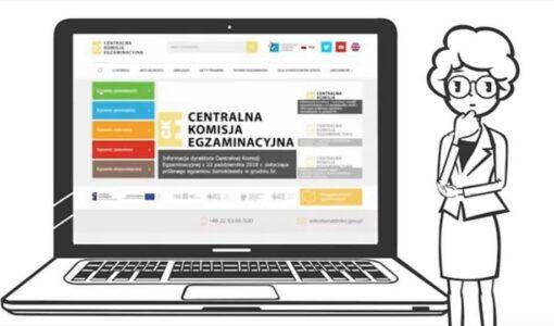 Pakiet materiałów dla 8-klasistów przygotowany przez Centralną Komisję Egzaminacyjną