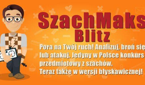 Internetowy Konkurs SzachMaks Blitz