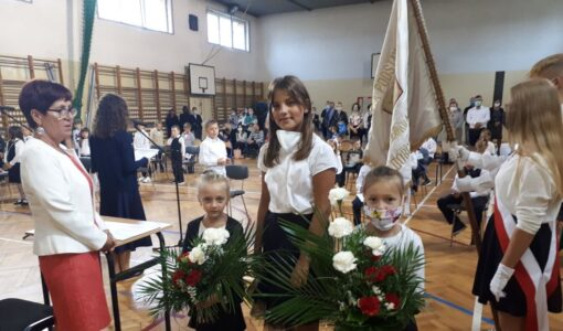 Powitanie nowego roku szkolnego 2020/21