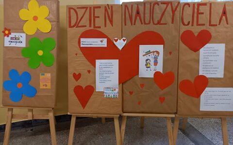 Dzień Komisji Edukacji Narodowej w Szkole Podstawowej nr 1