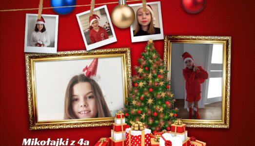 Mikołaj w 4a